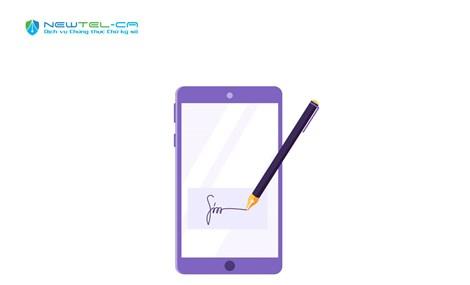 Dịch vụ chứng thực chữ ký số công cộng trên Sim PKI (Mobile CA) đầu tiên tại Việt Nam