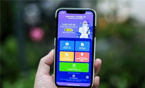 TP.HCM ra mắt ứng dụng công nghệ thông tin hỗ trợ chăm sóc F0 tại nhà