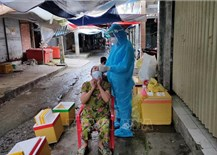 Bạc Liêu: Tổ COVID-19 cộng đồng phát huy hiệu quả trong phòng, chống dịch