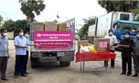 Đồng Tháp hỗ trợ nông sản cho người dân TP.HCM và Bình Dương