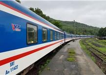 Bộ Giao thông vận tải: Hướng dẫn tạm thời quy trình tổ chức vận tải đường sắt mùa dịch