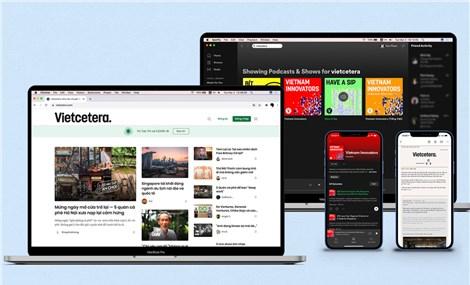 Startup truyền thông số Vietcetera huy động vốn thành công 2,7 triệu USD
