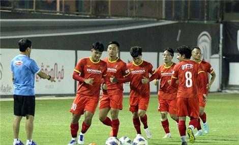 HLV Park Hang Seo chốt danh sách đội tuyển Việt Nam đấu Saudi Arabia