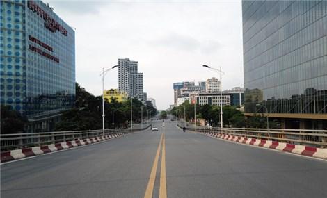 10 quận, huyện Hà Nội giãn cách xã hội sau ngày 6/9