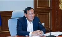 Phó Thủ tướng Campuchia thăm Seoul, họp với Ngoại trưởng Mekong-Hàn Quốc