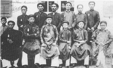 Lễ khai giảng triều Nguyễn diễn ra như thế nào?