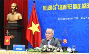 AFTA 35 bổ sung 107 mặt hàng nông sản, thực phẩm vào danh mục hàng thiết yếu ASEAN