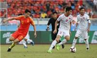 Trung Quốc đến UAE một tháng trước trận Việt Nam