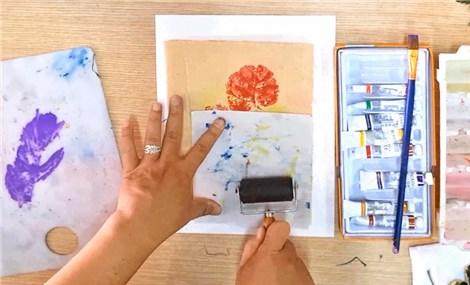 Trải nghiệm Học vẽ trực tuyến tại bảo tàng Mỹ thuật