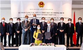Việt Nam hợp tác với Bỉ phát triển điện gió ngoài khơi