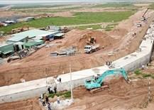 'Nghẽn' tiến độ'siêu' dựán sân bay Long Thành