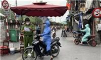Hà Nội: Dỡ bỏ phong tỏa'ổ dịch COVID-19' ở Chương Dương, Giáp Bát