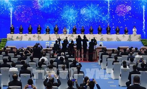 Việt Nam giới thiệu các sản phẩm có sức cạnh tranh tại triển lãm Asean-Trung Quốc 2021