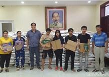 Kiên Giang hỗ trợ lao động Việt Nam tại Campuchia trong bối cảnh dịch Covid-19