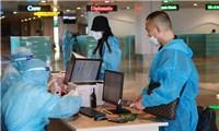 Đón hai chuyến bay từ Mỹáp dụng 'hộ chiếu vaccine'