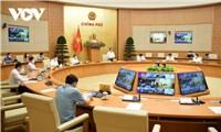 Thủ tướng Phạm Minh Chính chủ trì họp trực tuyến với tỉnh Tiền Giang, Kiên Giang