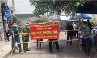Bình Định: Phát hiện ổ dịch COVID-19 nguy hiểm ở TP Quy Nhơn