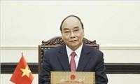 Chủ tịch nước Nguyễn Xuân Phúc sẽ điện đàm với Thủ tướng Nhật Bản Suga Yoshihide