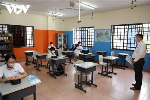 Campuchia có kế hoạch tiêm vaccine Covid-19 cho trẻ em từ 6-12 tuổi