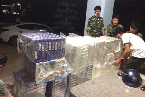 Ngăn chặn 10 người Việt Nam chuẩn bị vượt biên trái phép sang Campuchia