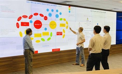 Tích cực hoàn thiện ứng dụng công nghệ, nền tảng số để mở cửa trở lại an toàn