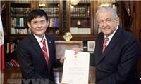 Tổng thống Mexico coi trọng quan hệ hữu nghị và hợp tác với Việt Nam