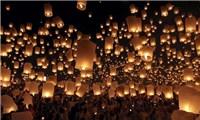 Campuchia: Lễ hội chính rằm
