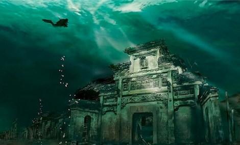7 thị trấn dưới nước hút khách du lịch
