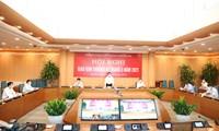 Ban hành Quy chế làm việc của UBND TP Hà Nội nhiệm kỳ 2021 - 2026