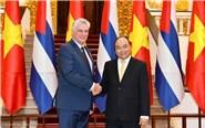 Không gì có thể lay chuyển tình đoàn kết Việt Nam và Cuba