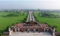 Quy hoạch bảo quản, tu bổ, phục hồi Di tích lịch sử quốc gia đặc biệt Khu lăng mộ và đền Trần tại Thái Bình