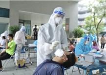 Sáng 19/9: Hà Nội thêm 2 ca mắc COVID-19, ổ dịch ở Long Biên lên 8 ca