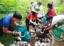 Cùng khởi động chiến dịch'Làm cho thế giới sạch hơn' năm 2021