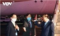 Chủ tịch nước đến New York dự phiên họp của Đại hội đồng Liên Hợp quốc