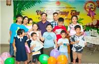 Đại sứ quán Việt Nam tại Campuchia tổ chức chương trình vui Tết Trung thu