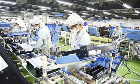 Thu hút vốn đầu tư nước ngoài giảm mạnh tại Hà Nội