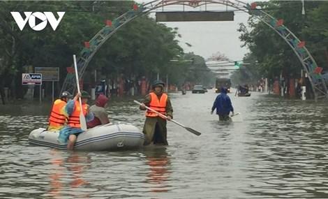 Các tỉnh Trung Bộ và Tây Nguyên chuẩn bị sẵn phương án ứng phó với mưa lớn, ngập lụt