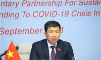 Khai mạc Hội nghị Ủy ban Đối ngoại Quốc hội ba nước Campuchia-Lào-Việt Nam