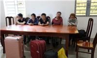 Tây Ninh bắt nhóm đối tượng đưa người xuất cảnh trái phép sang Campuchia