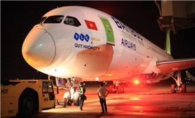 Bamboo Airways khai thác chuyến bay thẳng đầu tiên kết nối Việt-Mỹ