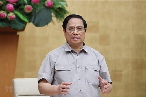Thủ tướng chủ trì họp trực tuyến toàn quốc về phòng, chống dịch