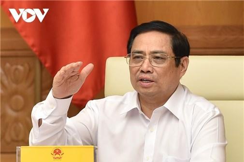 """Thủ tướng: Công nhận """"Hộ chiếu vaccine"""" giữa Việt Nam với các nước là đặc biệt cần thiết"""