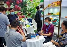 """""""Triển lãm từ xa"""" chứng tỏ ưu thế tại Hội chợ Hoa quả Quảng Châu 2021"""