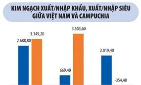 Nghịch lý nhập siêu từ Campuchia