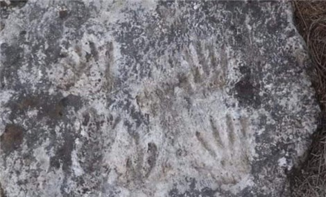 Dấu tay, chân hơn 200.000 năm tuổi là tác phẩm nghệ thuật lâu đời nhất thế giới?