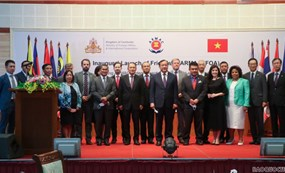 Sáng kiến của Việt Nam góp phần thúc đẩy sự phát triển của Tổ chức Hành động Bom mìn ASEAN (ARMAC)