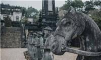 Hình tượng ngựa đá ở Huế: Nét văn hóa cung đình