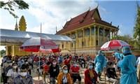 Campuchia kêu gọi đề phòng lây lan dịch bệnh COVID-19 dịp lễ Pchum Ben