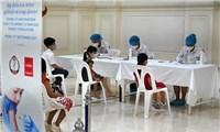 Campuchia: Trên 84% tổng dân số và trên 99% dân số trưởng thành đã tiêmít nhất một mũi vaccine