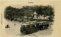 Tái hiện ký ức Hồ Gươm, giao lộ Đông- Tây xưa